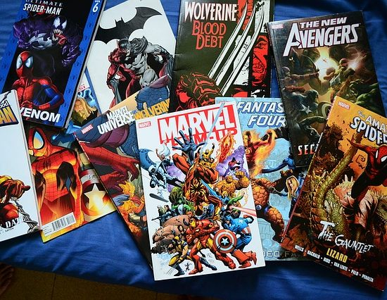 Why Start Reading Comic Books